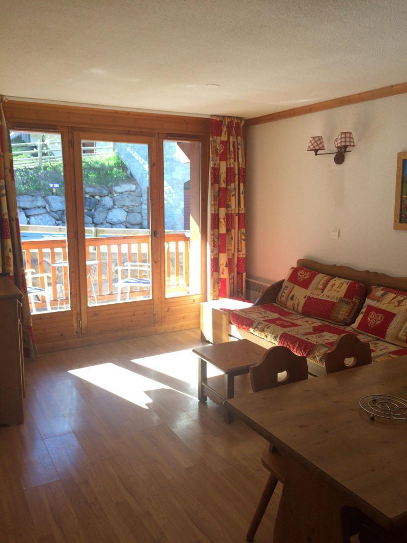 Vacaciones en montaña Apartamento 2 piezas para 4 personas (305) - Résidence Gentiane Hameau de la Vallée d'Or - Valloire - Estancia