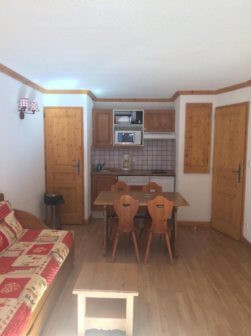 Vacaciones en montaña Apartamento 2 piezas para 4 personas (305) - Résidence Gentiane Hameau de la Vallée d'Or - Valloire - Kitchenette