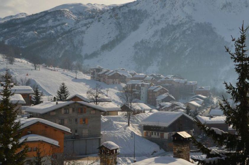Vacances en montagne Résidence Gentianes - Saint Martin de Belleville