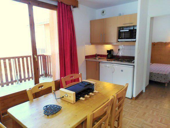 Wakacje w górach Apartament 3 pokojowy 6 osób (A42) - Résidence Gentianes - Puy-Saint-Vincent
