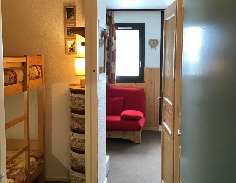 Vacances en montagne Appartement 2 pièces 4 personnes (114) - Résidence Gentianes - Les Menuires