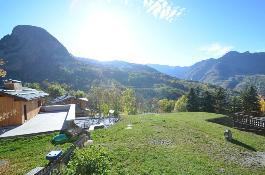 Vacances en montagne Appartement duplex 4 pièces 6 personnes (A3) - Résidence Gentianes - Saint Martin de Belleville