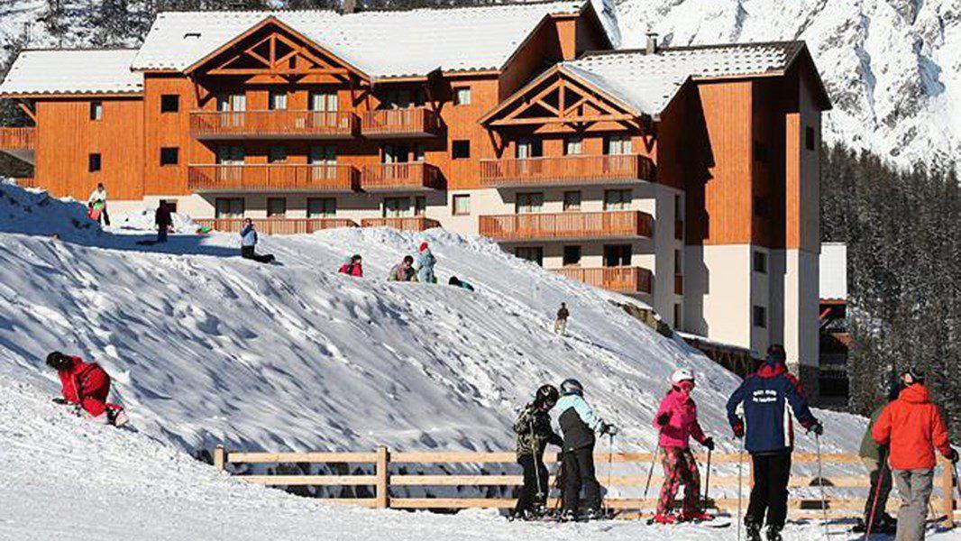 Wakacje w górach Apartament 3 pokojowy 6 osób (C32) - Résidence Gentianes - Puy-Saint-Vincent