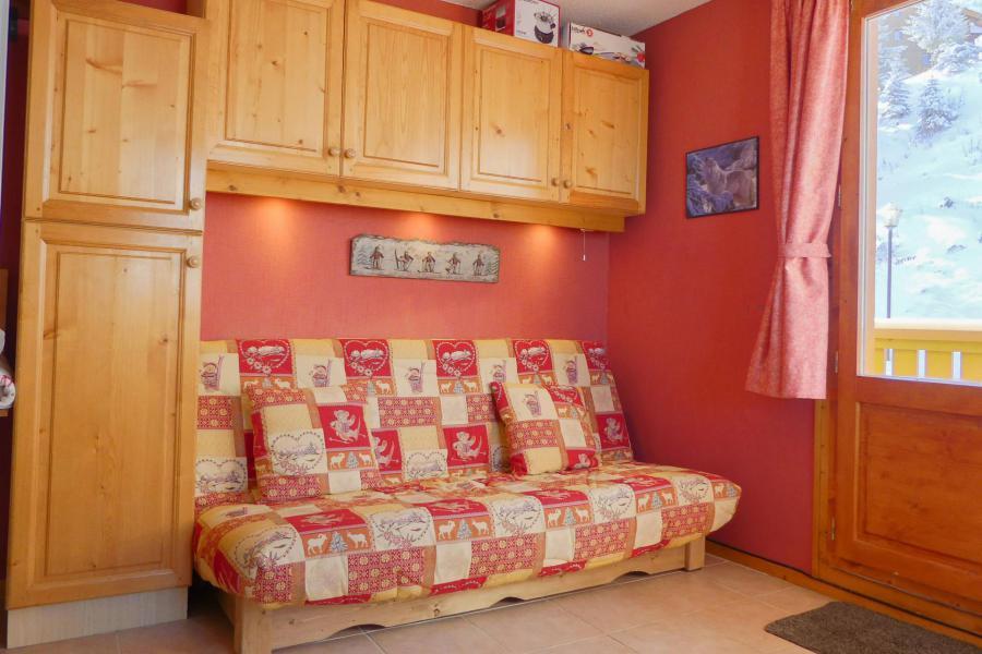 Vacances en montagne Appartement duplex 3 pièces 6 personnes (019) - Résidence Gentianes - Méribel-Mottaret