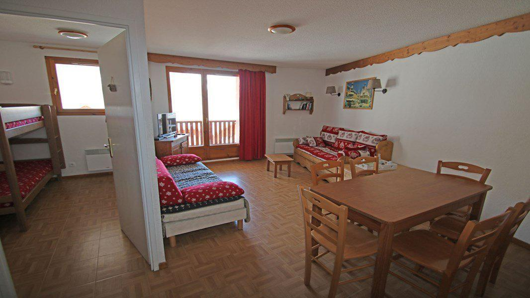 Wakacje w górach Apartament 3 pokojowy 6 osób (C35) - Résidence Gentianes - Puy-Saint-Vincent - Zakwaterowanie