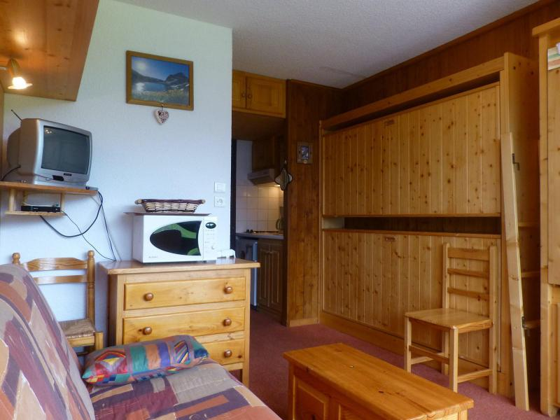 Holiday in mountain resort Studio 2 people (3407) - Résidence Gentianes - Peisey-Vallandry - Accommodation