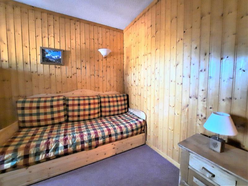 Vacances en montagne Studio cabine 4 personnes (106) - Résidence Gentianes - Les Menuires - Logement