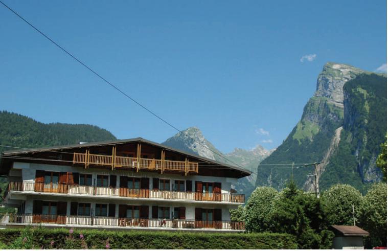 Location au ski Résidence Giffre et Clesson - Samoëns - Extérieur été
