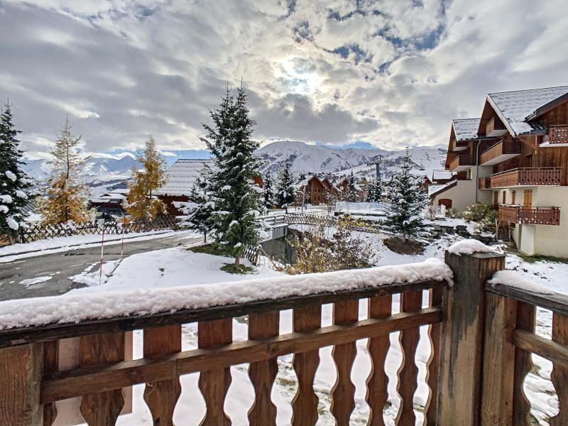 Location au ski Chalet duplex 4 pièces 9 personnes (MASCARET) - Résidence Goélia les Chalets de la Toussuire - La Toussuire - Extérieur été