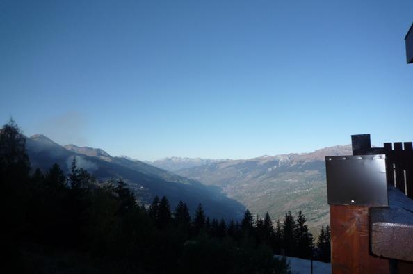 Location au ski Studio coin montagne 4 personnes (405) - Résidence Grand Arbois - Les Arcs - Extérieur été