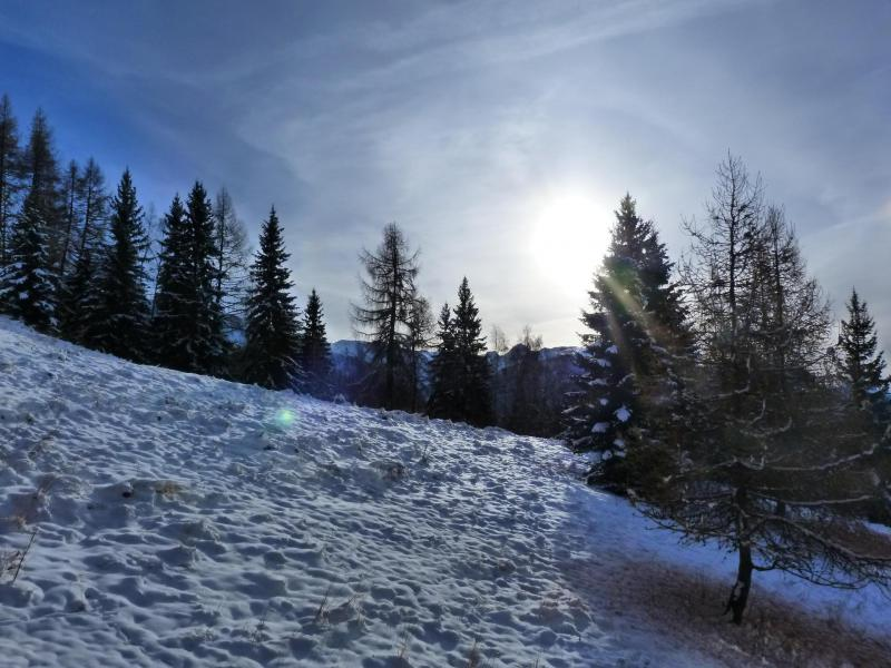 Vacances en montagne Studio coin montagne 4 personnes (311) - Résidence Grand Arbois - Les Arcs