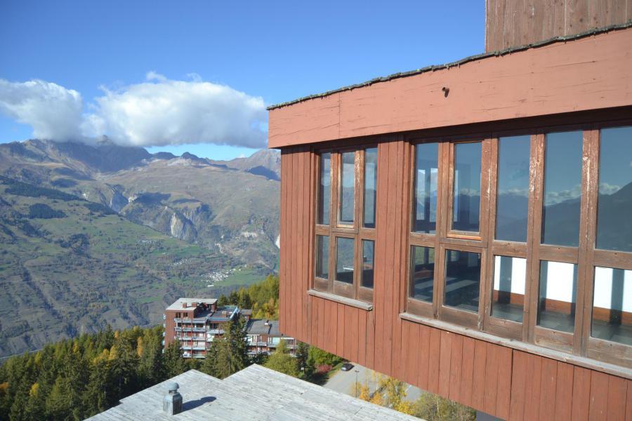 Location au ski Résidence Grand Arbois - Les Arcs - Extérieur été