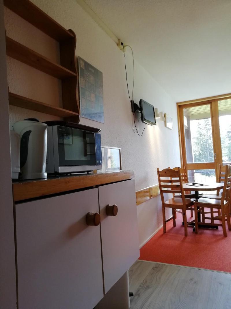 Vacances en montagne Studio coin montagne 4 personnes (611) - Résidence Grand Arbois - Les Arcs - Cuisine