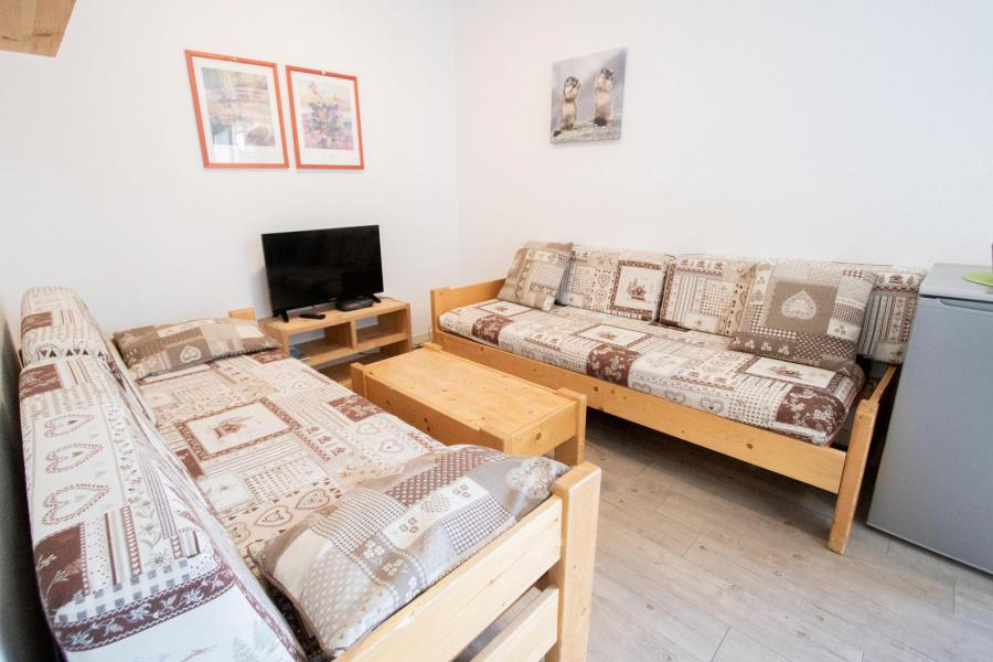 Holiday in mountain resort 3 room apartment cabin 10 people (08) - Résidence Grand Argentier - Valfréjus