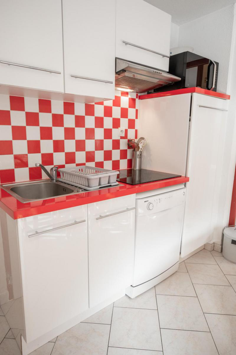 Holiday in mountain resort 3 room apartment cabin 10 people (20) - Résidence Grand Argentier - Valfréjus