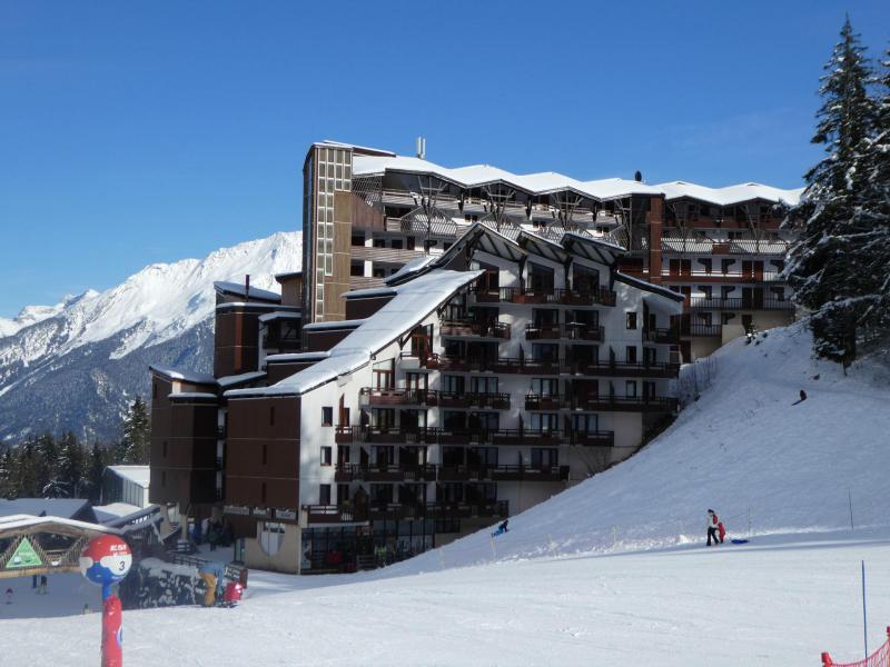 Vacances en montagne Résidence Grand Bois - La Tania