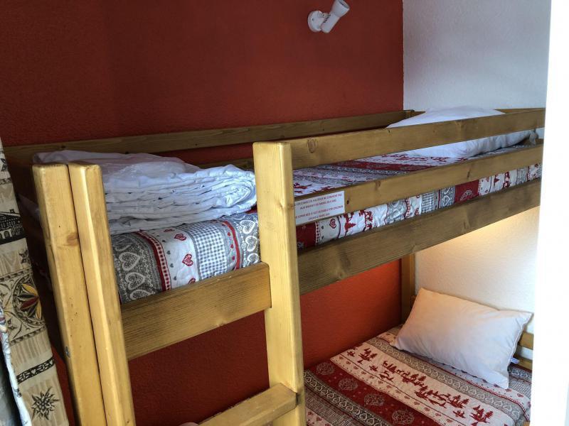 Vacances en montagne Appartement 3 pièces cabine 6 personnes (606) - Résidence Grand Bois - La Tania