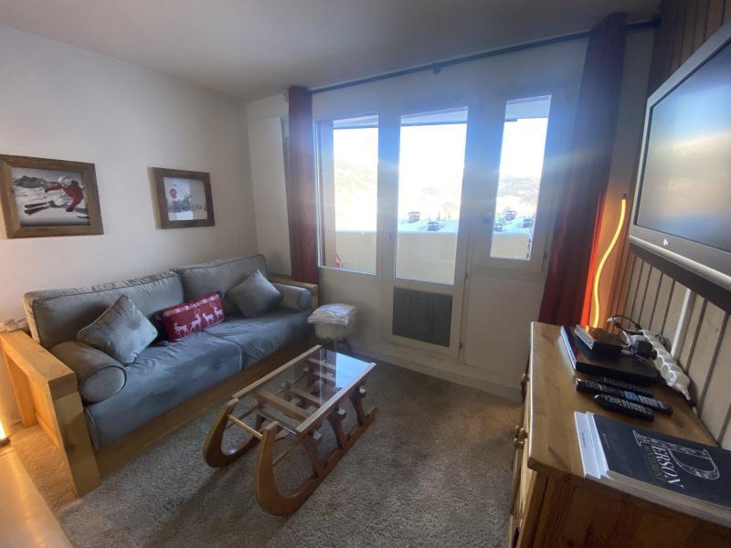Vacances en montagne Appartement 2 pièces 4 personnes (A310) - Résidence Grand Bois - La Tania - Séjour