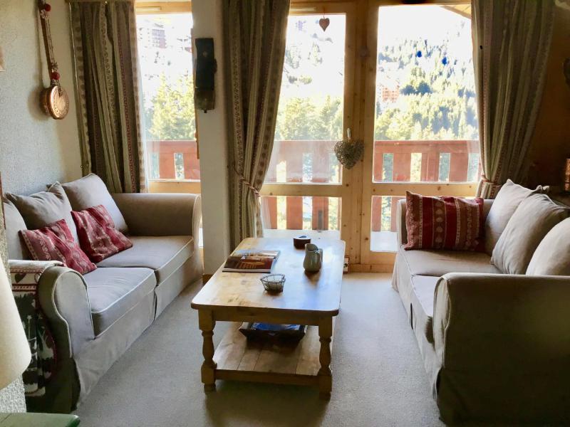 Vacaciones en montaña Apartamento 3 piezas para 6 personas (A25) - Résidence Grand Dou - Méribel-Mottaret - Banqueta