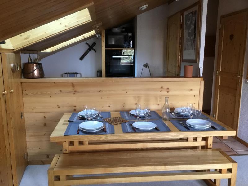 Vacaciones en montaña Apartamento 3 piezas para 6 personas (A25) - Résidence Grand Dou - Méribel-Mottaret - Cocina