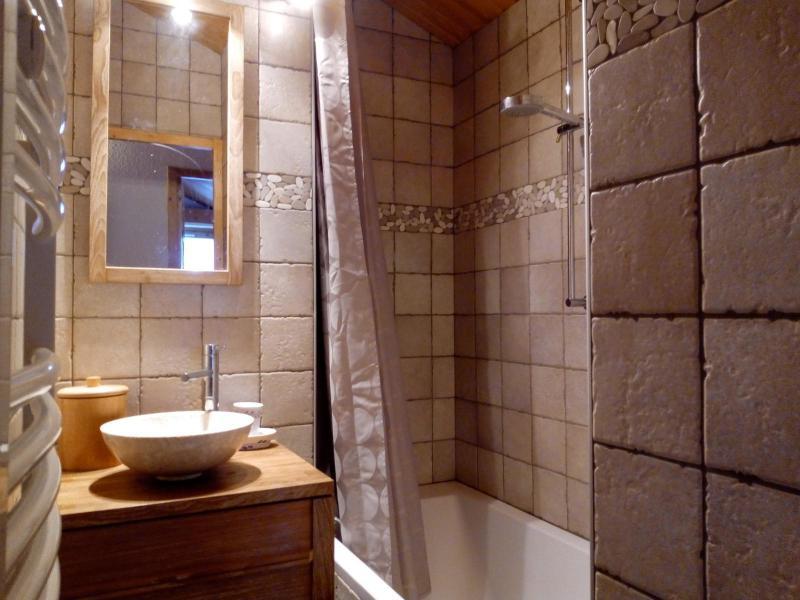 Vacaciones en montaña Apartamento 3 piezas para 6 personas (A25) - Résidence Grand Dou - Méribel-Mottaret - Cuarto de baño