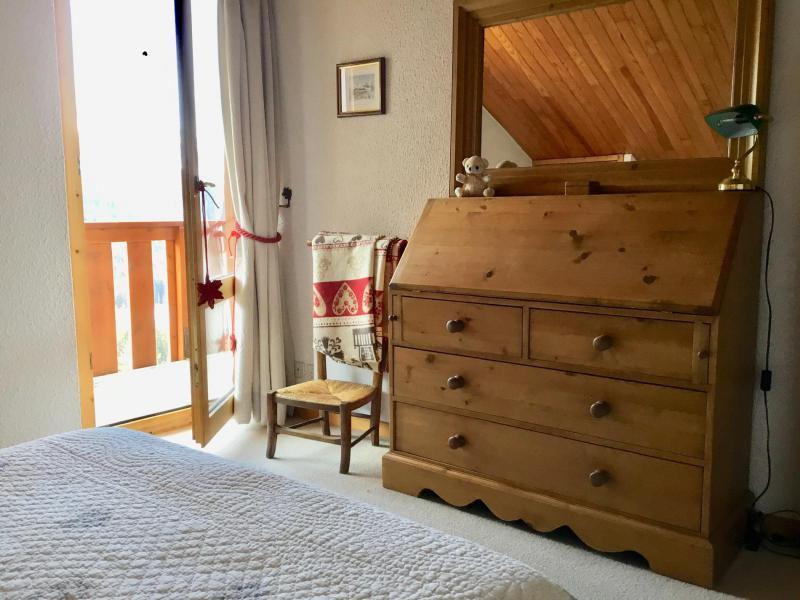 Vacaciones en montaña Apartamento 3 piezas para 6 personas (A25) - Résidence Grand Dou - Méribel-Mottaret - Habitación