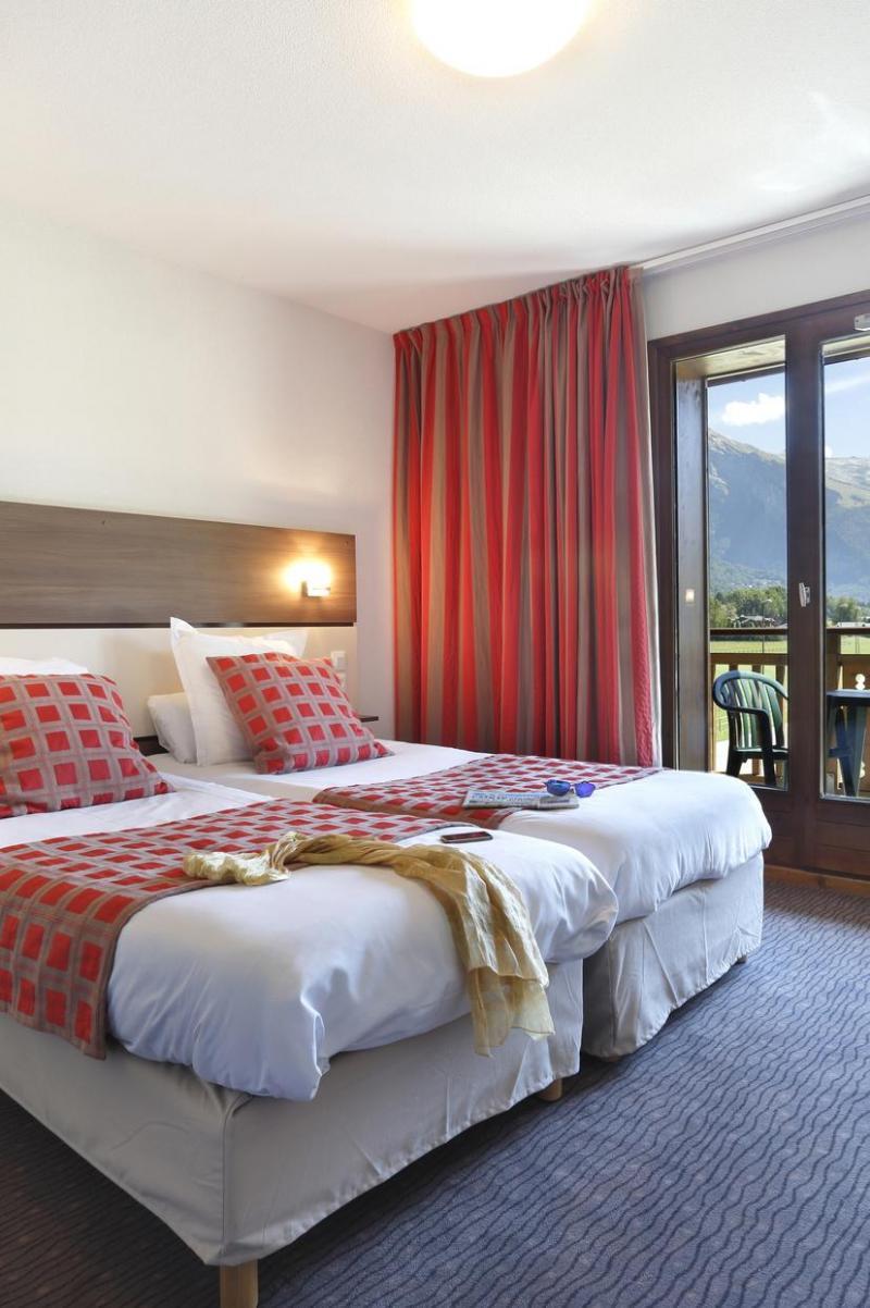Urlaub in den Bergen Résidence Grand Massif - Morillon - Bett