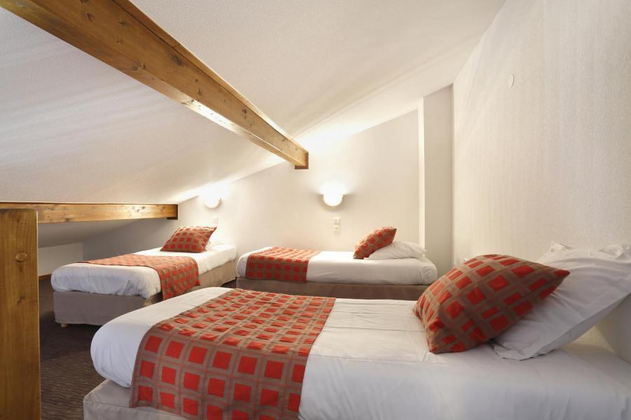 Vacances en montagne Résidence Grand Massif - Morillon - Chambre mansardée