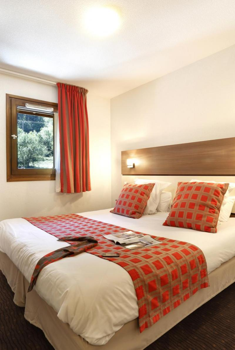 Urlaub in den Bergen Résidence Grand Massif - Morillon - Doppelbett
