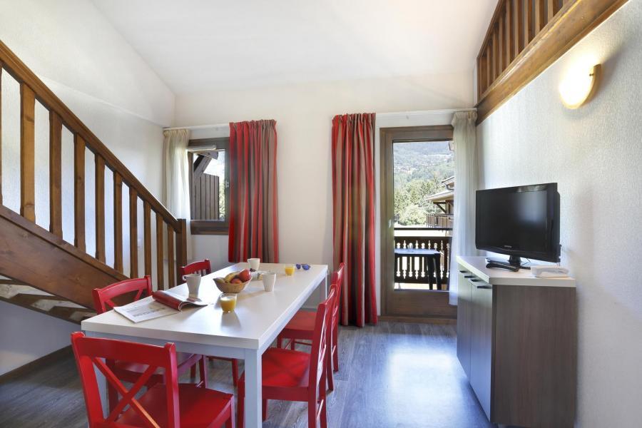 Urlaub in den Bergen Résidence Grand Massif - Morillon - Essbereich