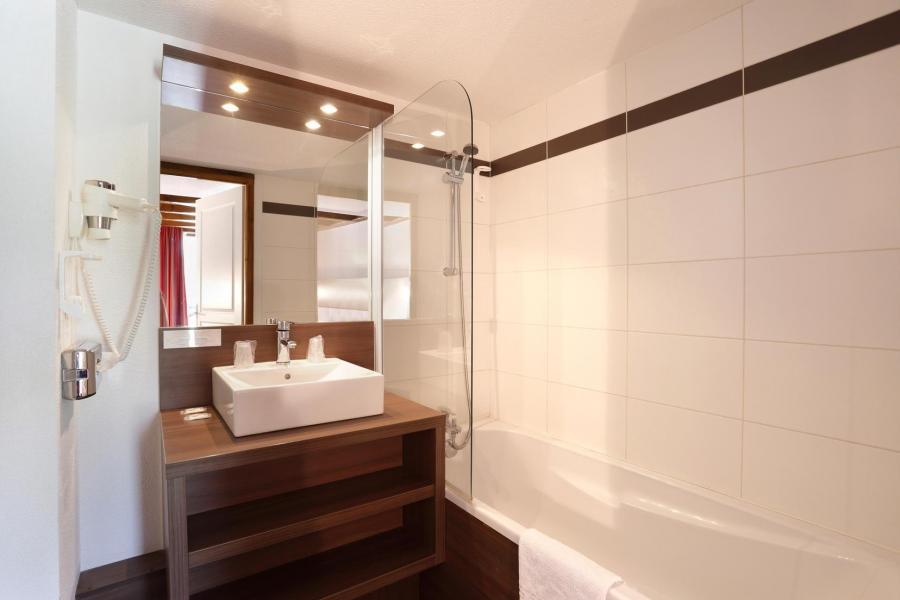 Vacances en montagne Résidence Grand Massif - Morillon - Salle de bains
