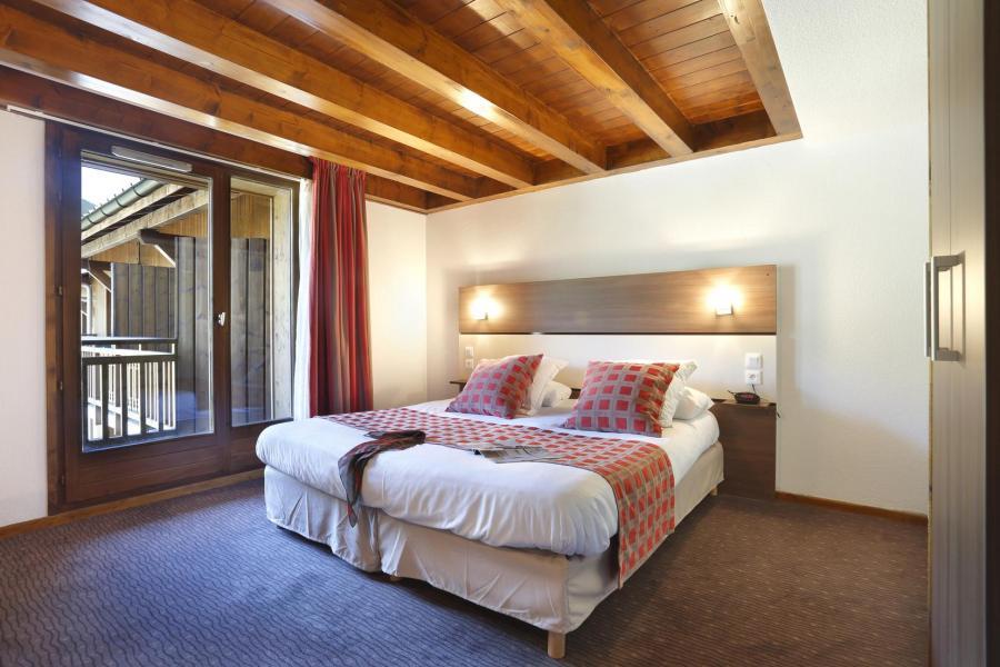 Urlaub in den Bergen Résidence Grand Massif - Morillon - Schlafzimmer