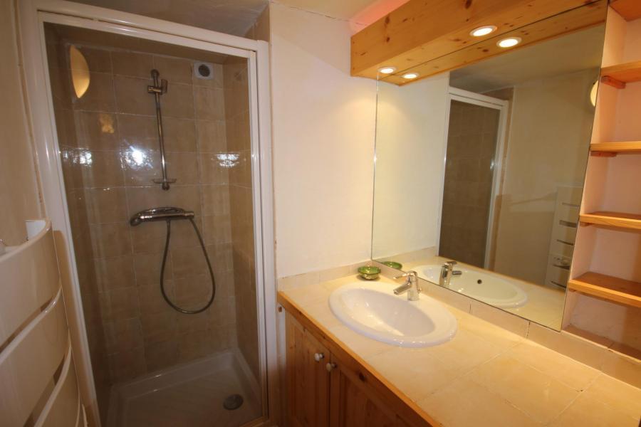 Каникулы в горах Апартаменты 2 комнат кабин 4 чел. (CHAUDR) - Résidence Grand Mont 1 - Les Saisies - Душевая