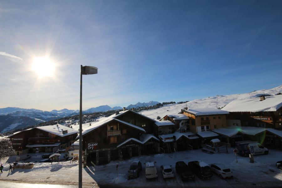 Каникулы в горах Квартира студия со спальней для 4 чел. (1110) - Résidence Grand Mont 1 - Les Saisies