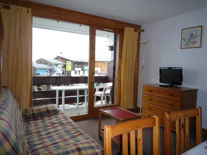 Каникулы в горах Апартаменты 2 комнат 6 чел. (1106) - Résidence Grand Mont 1 - Les Saisies