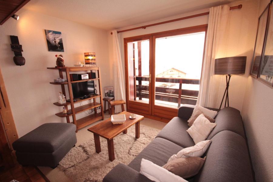Каникулы в горах Апартаменты 2 комнат 4 чел. (2207) - Résidence Grand Mont 2 - Les Saisies - Салон