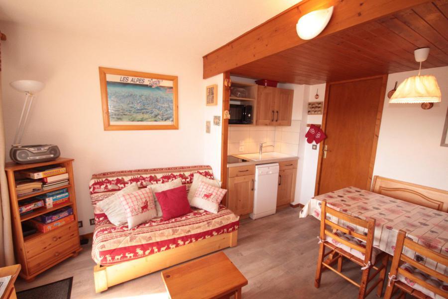Каникулы в горах Апартаменты 2 комнат 5 чел. (2206) - Résidence Grand Mont 2 - Les Saisies - квартира
