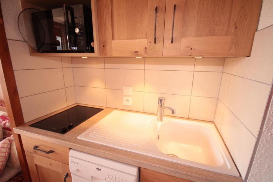 Каникулы в горах Апартаменты 2 комнат 5 чел. (2206) - Résidence Grand Mont 2 - Les Saisies - Небольш&