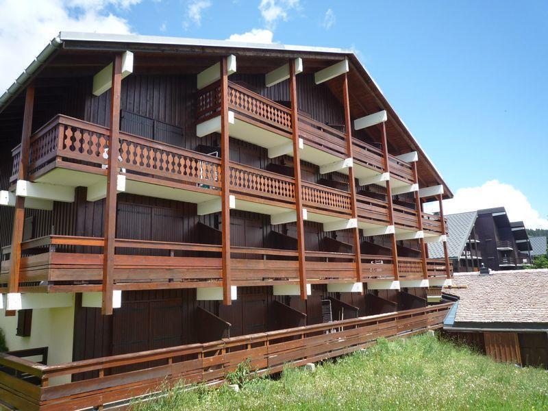 Vacanze in montagna Résidence Grand Mont 2 - Les Saisies - Esteriore estate