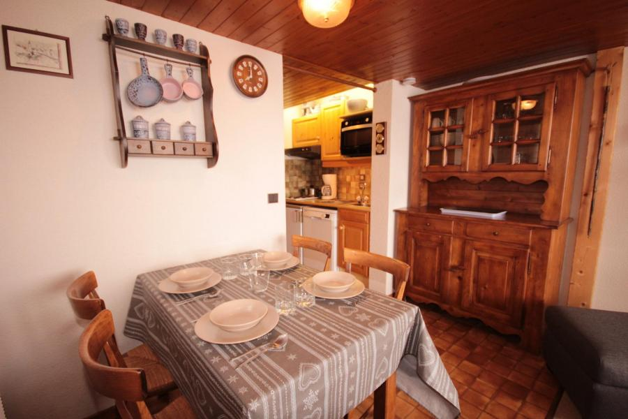 Vacaciones en montaña Apartamento 2 piezas para 4 personas (2207) - Résidence Grand Mont 2 - Les Saisies