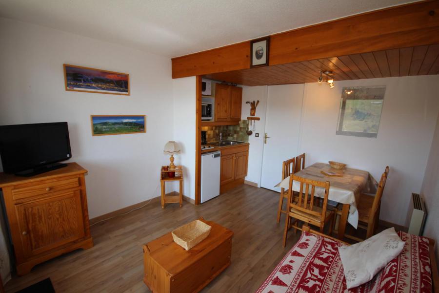 Каникулы в горах Квартира студия со спальней для 4 чел. (2216) - Résidence Grand Mont 2 - Les Saisies