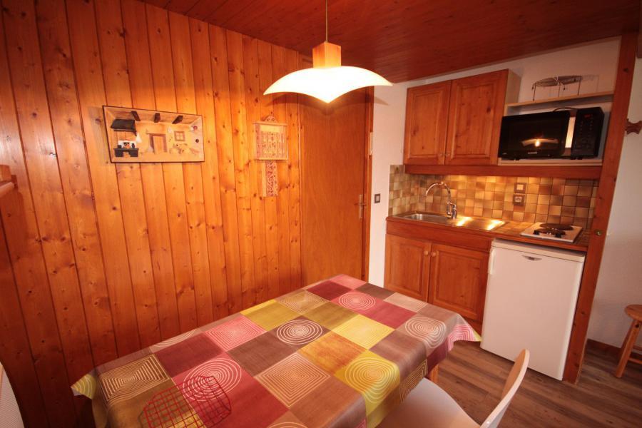 Vacaciones en montaña Estudio -espacio montaña- para 4 personas (2209) - Résidence Grand Mont 2 - Les Saisies