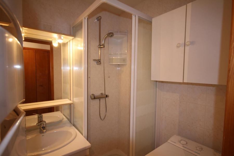 Vacaciones en montaña Apartamento 2 piezas para 5 personas (2206) - Résidence Grand Mont 2 - Les Saisies - Ducha