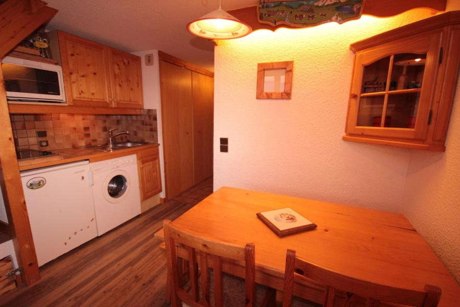 Каникулы в горах Апартаменты 2 комнат с мезонином 6 чел. (4421) - Résidence Grand Mont 4 - Les Saisies - Небольш&