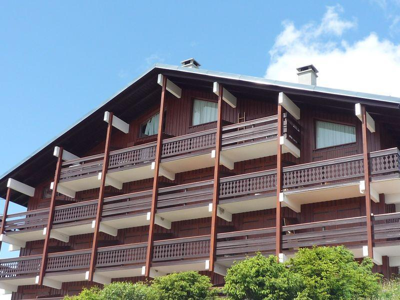 Каникулы в горах Résidence Grand Mont 4 - Les Saisies - летом под открытым небом