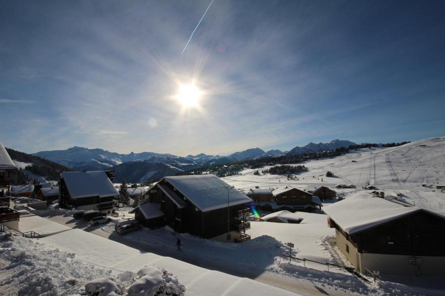 Vacaciones en montaña Estudio -espacio montaña- para 4 personas (4416) - Résidence Grand Mont 4 - Les Saisies