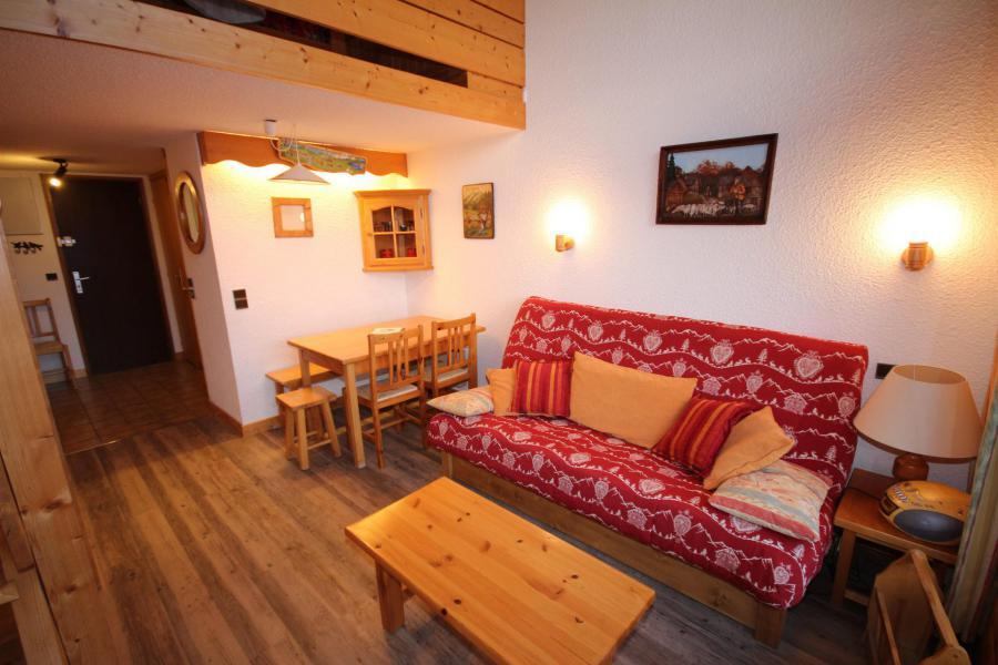 Каникулы в горах Апартаменты 2 комнат с мезонином 6 чел. (4421) - Résidence Grand Mont 4 - Les Saisies