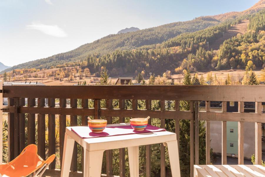 Location au ski Appartement 3 pièces 8 personnes (DAN112) - Résidence Grand Pré - Serre Chevalier - Extérieur été
