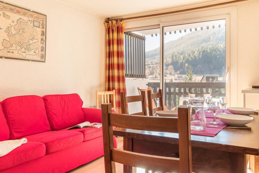 Vacances en montagne Appartement 3 pièces 6 personnes (DAN112) - Résidence Grand Pré - Serre Chevalier - Séjour