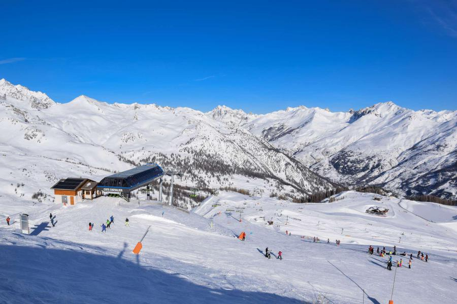 Vacances en montagne Logement 2 pièces 4 personnes (LSA350-A108) - Résidence Grand Serre Che - Serre Chevalier